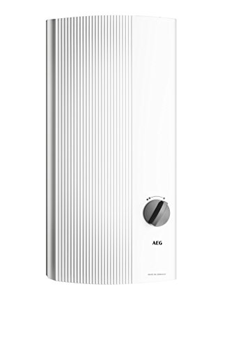 AEG 222384 DDLT PinControl hydraulischer Durchlauferhitzer EEK A, 13 kW druckfest